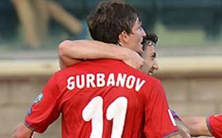 San Marino vs Azerbaijan