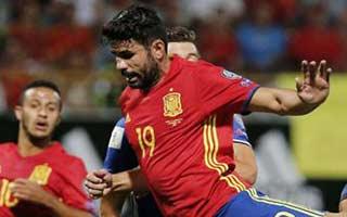 Spain vs Liechtenstein