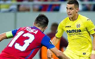Steaua Bucuresti vs Villarreal