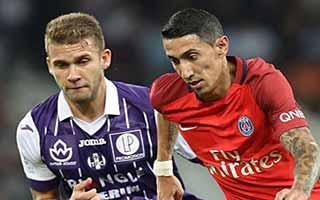 Toulouse vs Paris Saint-Germain