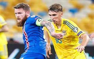 Ukraine vs Iceland