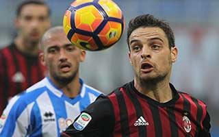 AC Milan vs Pescara