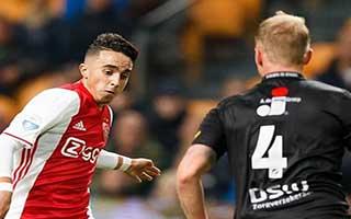 Ajax vs Excelsior
