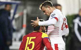 Andorra vs Switzerland