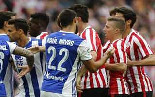 Athletic Bilbao vs Real Sociedad