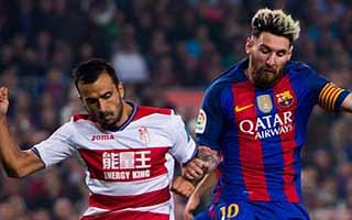 Barcelona vs Granada