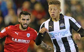Barnsley vs Newcastle United