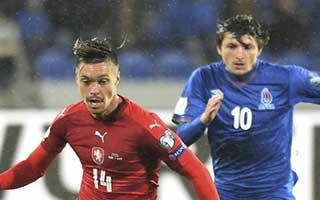 Czech Republic vs Azerbaijan