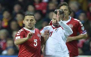 Denmark vs Montenegro