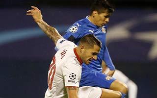 Dinamo Zagreb vs Sevilla