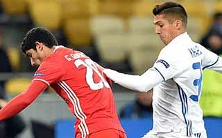 Dynamo Kyiv vs Benfica