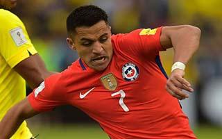 Ecuador vs Chile