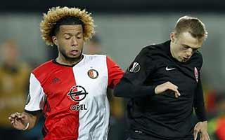 Feyenoord vs Zorya