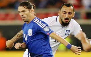 Greece vs Cyprus