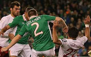 Republic of Ireland vs Georgia