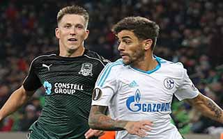 Krasnodar vs Schalke