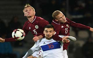 Latvia vs Faroe Islands