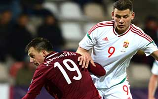 Latvia vs Hungary
