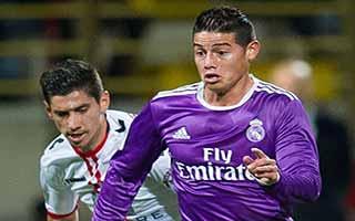 Leonesa vs Real Madrid