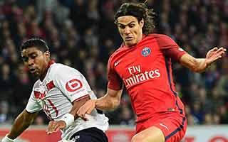 Lille vs Paris Saint-Germain