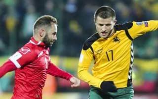 Lithuania vs Malta