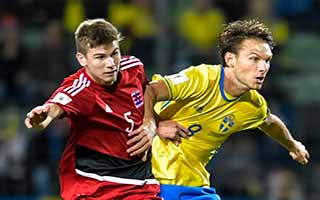 Luxembourg vs Sweden