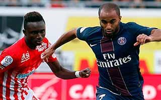 Nancy vs Paris Saint-Germain