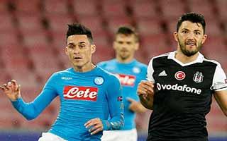 Napoli vs Besiktas