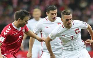 Poland vs Denmark