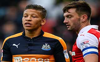 Rotherham United vs Newcastle United