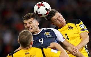 Scotland vs Lithuania