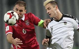 Serbia vs Austria