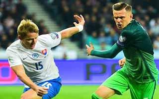 Slovenia vs Slovakia