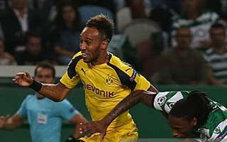 Sporting CP vs Borussia Dortmund