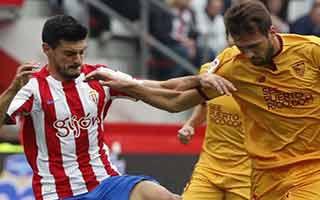 Sporting Gijon vs Sevilla