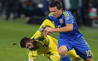 Ukraine vs Kosovo