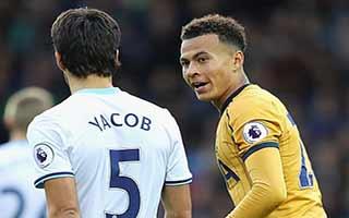 West Bromwich Albion vs Tottenham Hotspur