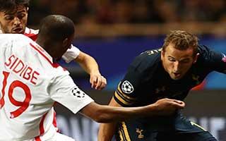 AS Monaco vs Tottenham Hotspur