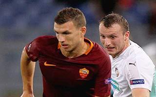 AS Roma vs Viktoria Plzen