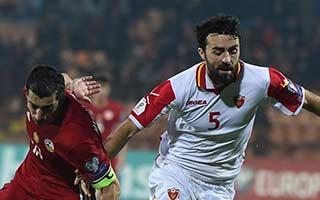 Armenia vs Montenegro