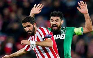 Athletic Bilbao vs Sassuolo