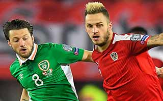Austria vs Republic of Ireland