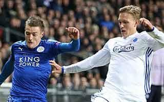 Copenhagen vs Leicester City