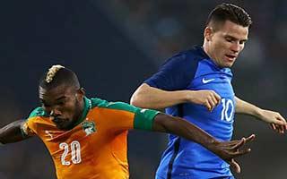 France vs Ivory Coast