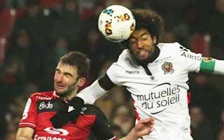 Guingamp vs Nice