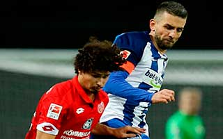 Hertha Berlin vs Mainz