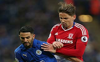 Leicester City vs Middlesbrough