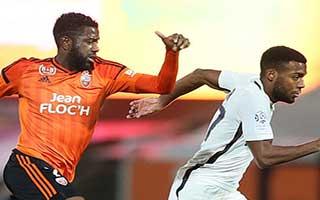 Lorient vs AS Monaco