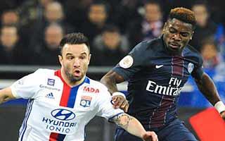 Lyon vs Paris Saint-Germain