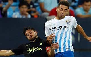 Malaga vs Sporting Gijon